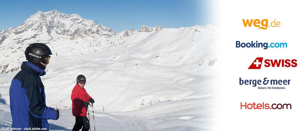 Die besten Skigebiete in Frankreich