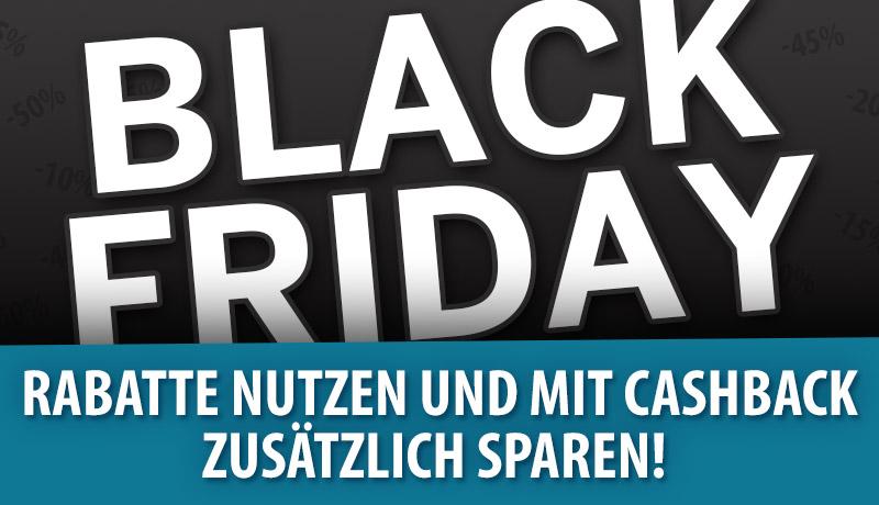 Günstig einkaufen mit der Black Friday Week und elitebonus.de