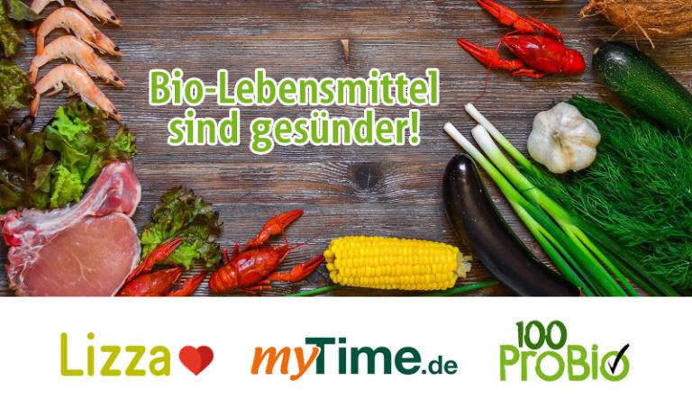 Bio-Lebensmittel sind gesünder