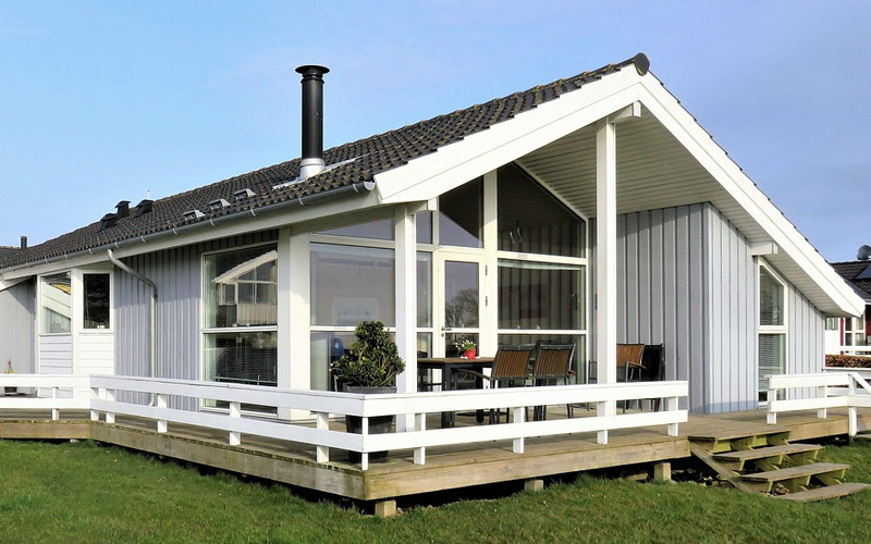 Ferienhaus Skandinavien