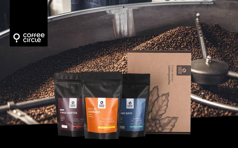 Coffee Circle – guter Kaffee direkt vom Hersteller
