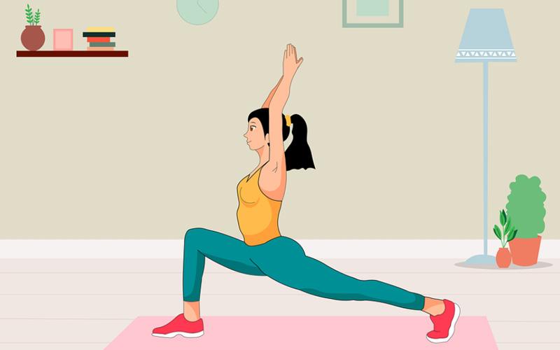 Home Workout: Einfache Übungen für zuhause