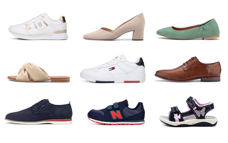 Schöne Schuhe machen dein Outfit perfekt!